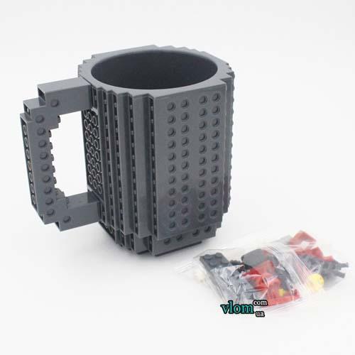 Чашка брендовая Lego - Лего