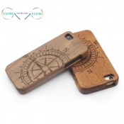 Чехол деревянный дизайнерский Iphone 5/5s