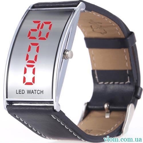 Бинарные LED часы led1132 watch