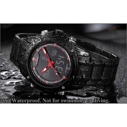 Мужские часы LED Naviforce 9050