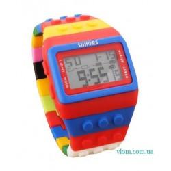 Электронные часы Shhors Rainbow watch SH716