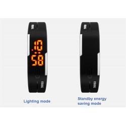 Мужские LED часы браслет Skmei 1099