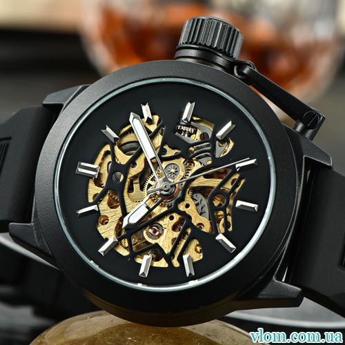 Мужские часы механика MCE-335