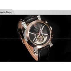 Мужские часы механика Forsining