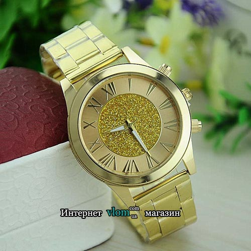 Женские золотые часы Arabian