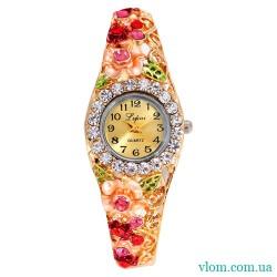 Женские часы Lvpai Flowers