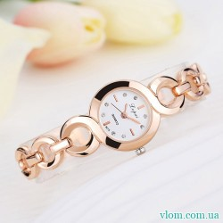 Женские часы Lvpai Stainess