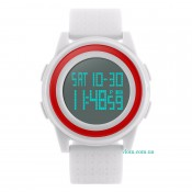 Женские спортивные часы SKMEI white