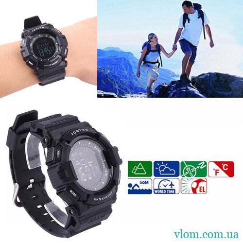 Мужские часы для активного отдыха Spovan Sports Watch