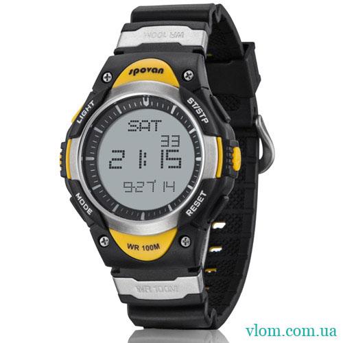 Мужские часы для активного отдыха Spovan SW01