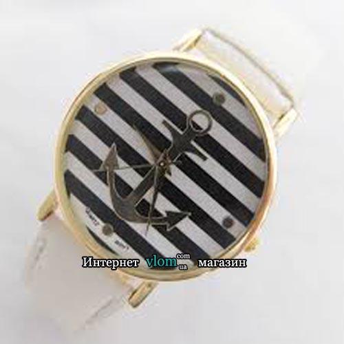 Часы морской Якорь