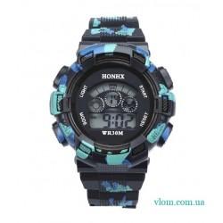 Для ребенка наручные электронные часы Honhx MR30M