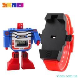 Для ребенка электронные наручные часы Skmei 1095 для мальчика