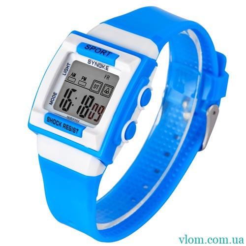 Для ребенка электронные часы Synoke 66188