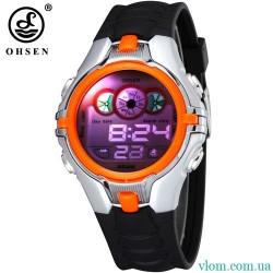 Для ребенка электронные часы Ohsen 0739