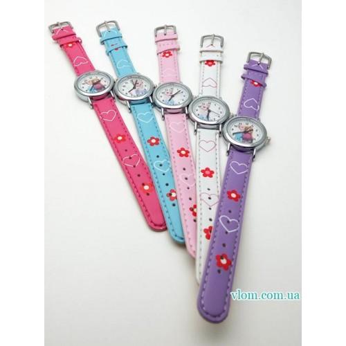 Для ребенка кварцевые часы Холодное Сердце для девочки