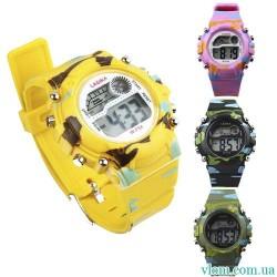 Для ребенка электронные часы Lasika W-F 54