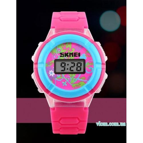 Для ребенка наручные электронные часы Skmei 1097