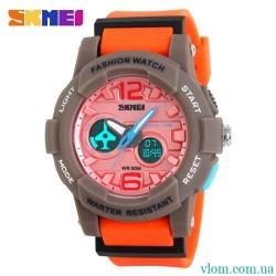 Для ребенка электронные наручные часы Skmei 1120