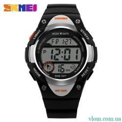 Для ребенка электронные наручные часы Skmei 1077