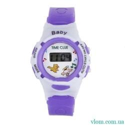 Для ребенка электронные наручные часы Baby