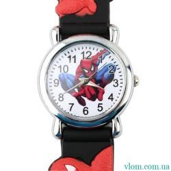 Для ребенка кварцевые часы для мальчика Человек Паук