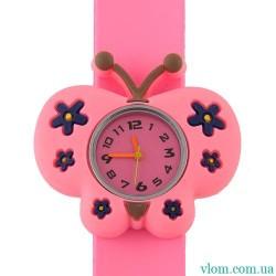Для ребенка кварцевые часы Бабочка для девочки