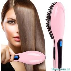 Женская расческа fast hair straightener