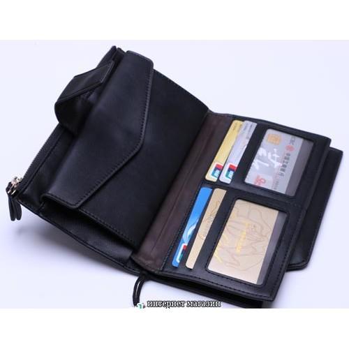 Мужское портмоне клатч Baellerry Active Business