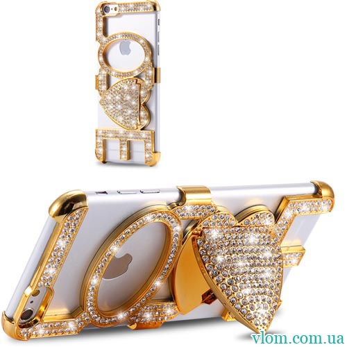 Чехол Luxury Love на на Iphone 6/6s