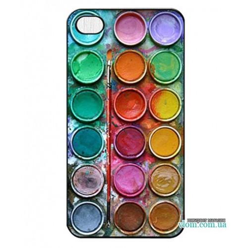 Чехол палитра цветов на Iphone 6/6s