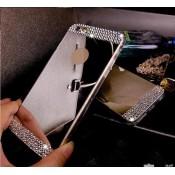 Чехол зеркальные стразы Iphone 6/6s