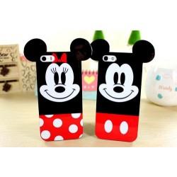 Чехол веселый Mickey Iphone 5/5s