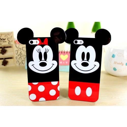 Чехол веселый Mickey для  Iphone 5/5s