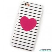 Чехол Love сердце Iphone 5/5s
