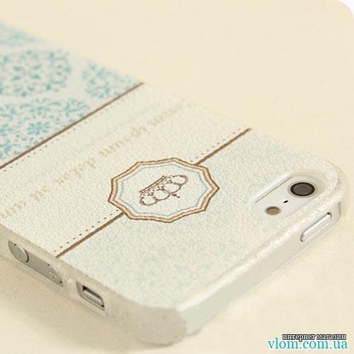 Чехол винтажный корона Iphone 5/5s