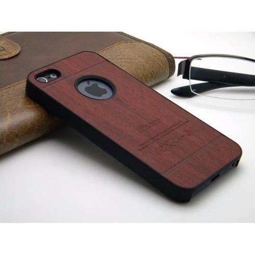 Чехол бордовый для  Iphone 5/5s