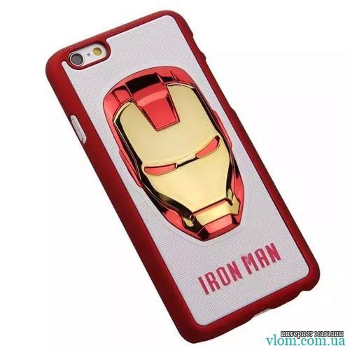 Чехол Avengers Iron man на на Iphone 6/6s
