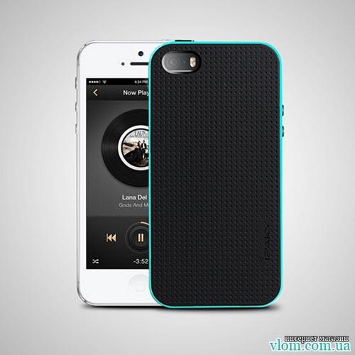 Чехол Ipaky Ипаки mint на для  Iphone 5/5s