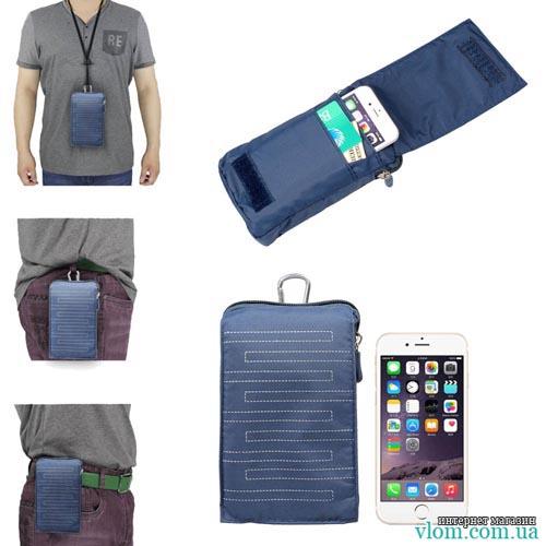 Чехол сумка на шею на для  Iphone 5/5s