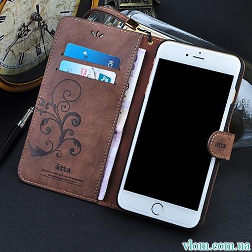 Чехол retro flip Atta на Iphone 6/6s