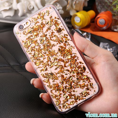 Чехол Битое стекло на на Iphone 6/6s