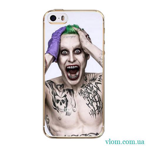 Чехол Сумасшедший Joker for на Iphone 6/6s