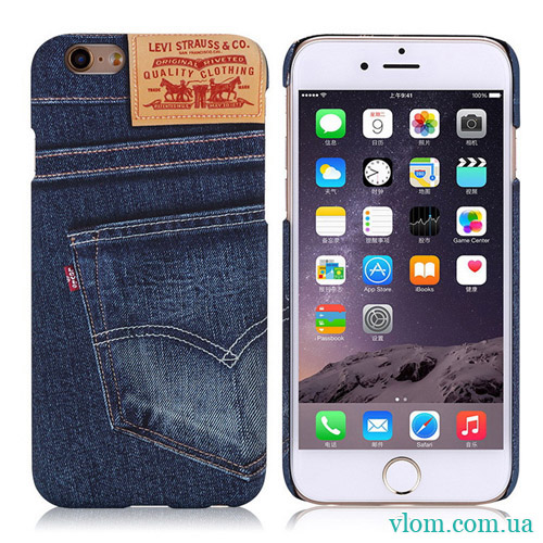 Чехол Levi Strauss for на Iphone 6/6s