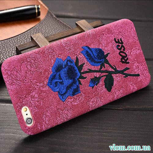 Чехол Retro Роза for на Iphone 6/6s