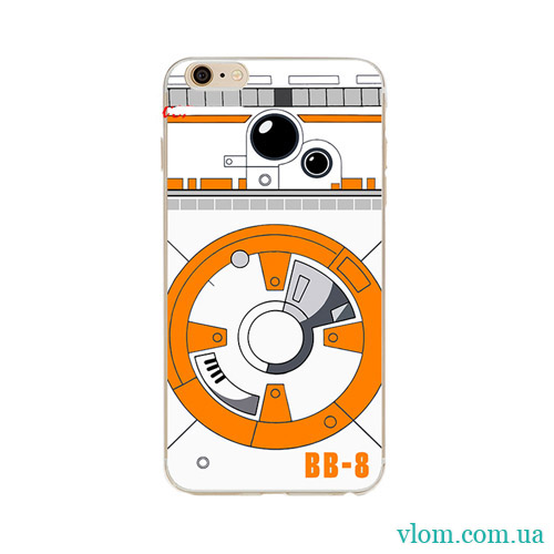 Чехол Star Wars BB-8 for на Iphone 6/6s