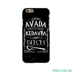 Чехол Avada Kedavra for iPhone 6/6s