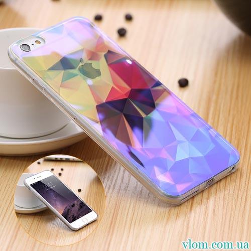 Чехол Призма на Iphone 6 plus