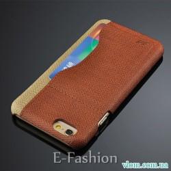 Чехол Retro Кард Холдер на Iphone 6/6s PLUS