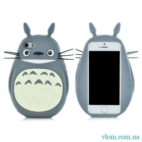Чехол 3D Totoro Cat на Iphone 6/6s PLUS